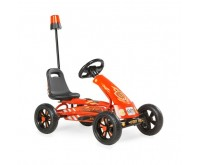 Kart cu pedale Exit Toys Foxy Fire