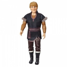 Disney Frozen Kristoff Fashion Doll With Brown Outfit Inspired by the Disney Frozen 2 Movie HASBRO