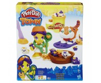 Set Play-Doh Town  Veterinar si pisica