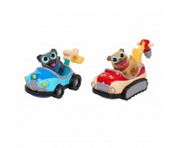 Puppy dog pals puppy power vehicles Keia