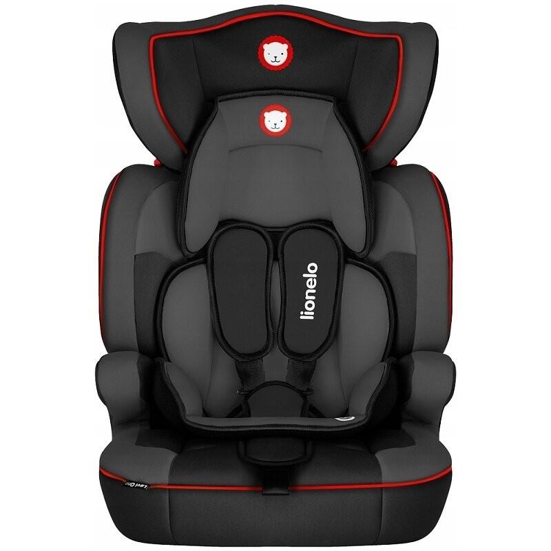 Scaun auto copii 9 36 Kg Levi One Sporty Black Lionelo