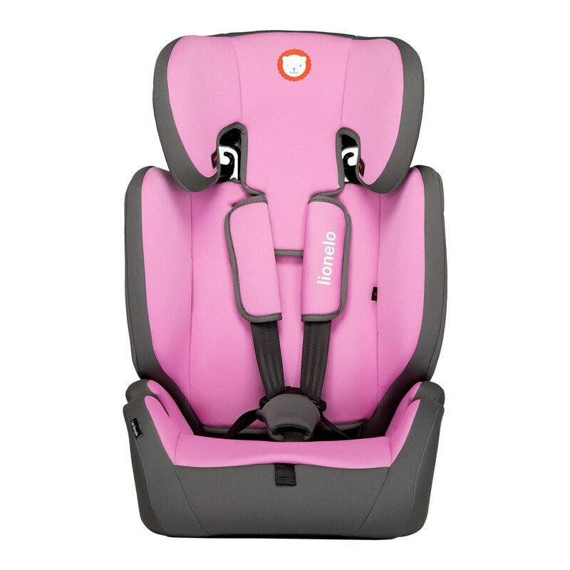 Scaun auto copii 9 36 Kg Levi Simple Candy Pink Lionelo