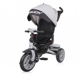 Tricicleta pentru copii Speedy multifunctionala 4in1 Grey Black