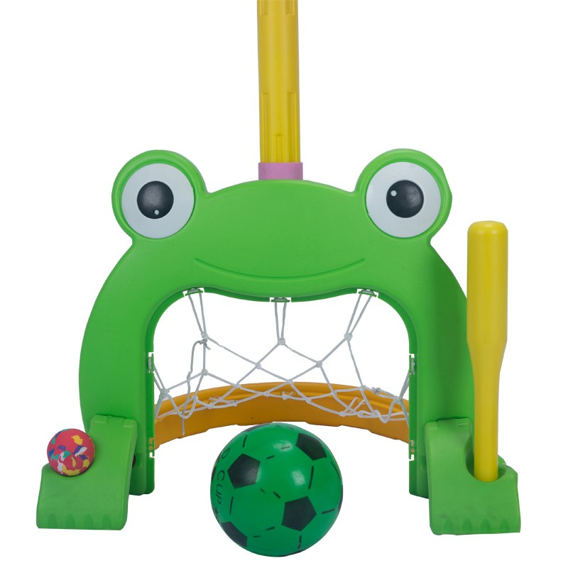 Cos basket si poarta fotbal Million Baby