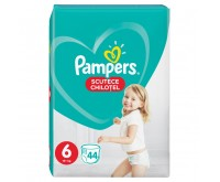 Scutece chilotel Pampers Pants Jumbo Pack Marimea 6  15 kg Plus 44 buc