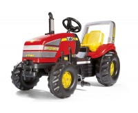 Tractor Cu Pedale Copii ROLLY TOYS 035557 Rosu