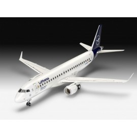 Embraer 190 Lufthansa Model Set REVELL