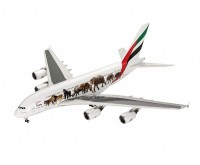 Airbus A380 800 Emirates Wild Life REVELL