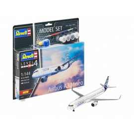Airbus A321 Neo Model Set REVELL