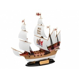 HMS Revenge Model Set easy click REVELL