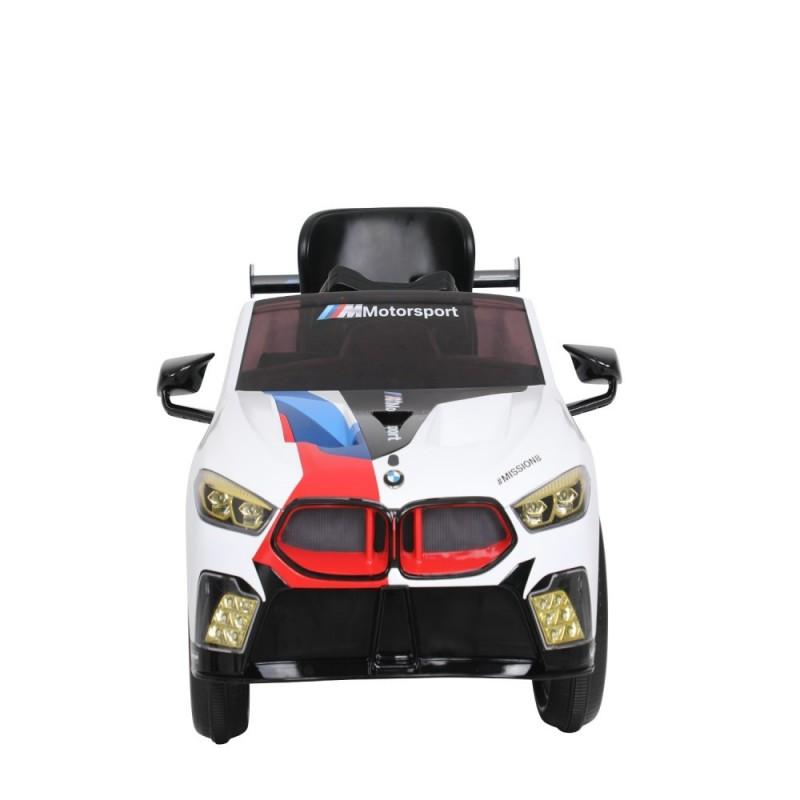 Masina electrica copii BMW M8 GTE Racing Rollplay