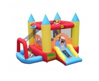Complex de joaca gonflabil Play Center 4 in 1 Happy Hop