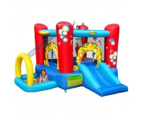 Saltea gonflabila Buble Play Center 4 in 1 Happy Hop