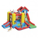 Saltea gonflabila Play center 7 in 1 Happy Hop