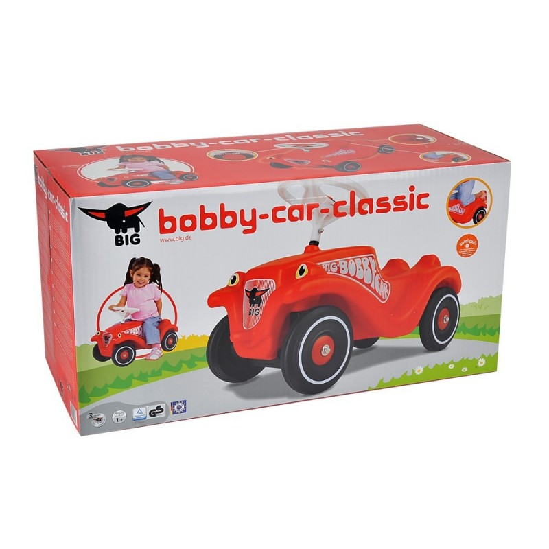 Big Bobby Car Classic Simba Toys