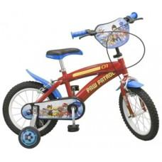 Bicicleta 14 Paw Patrol Toimsa