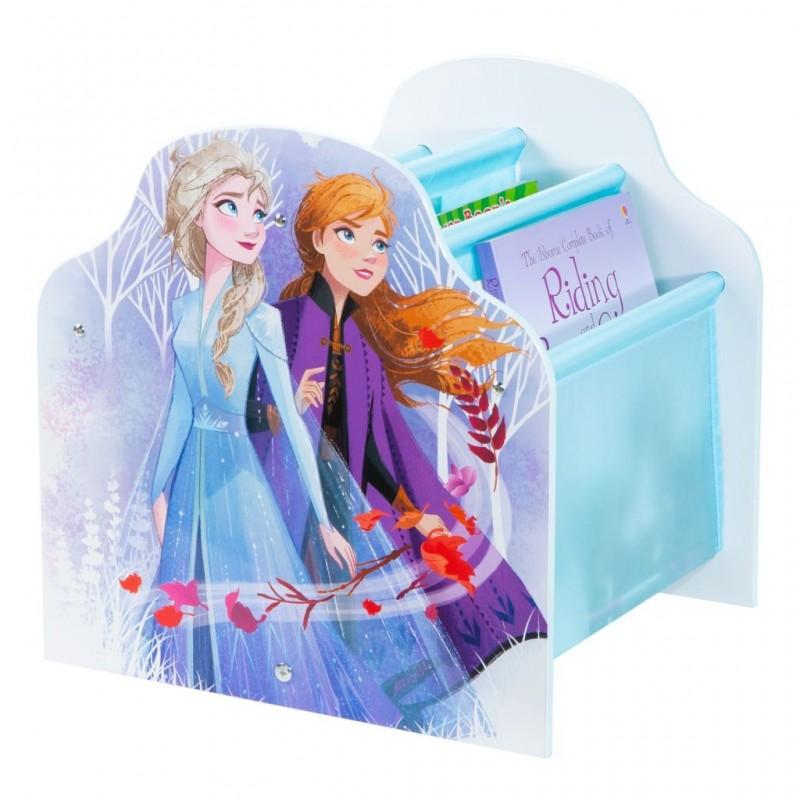 Suport pentru reviste si carti Disney Frozen Worlds Apart