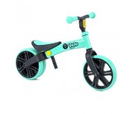 Bicicleta fara pedale Y Volution Y Velo Junior green Ybike