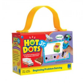 Carduri inteligente Junior Hot Dots Asocieri logice