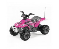 ATV Peg Perego Corral Bearcat Roz