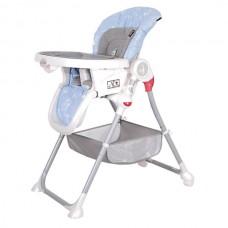 Scaun pentru masa Teddy blue Coletto