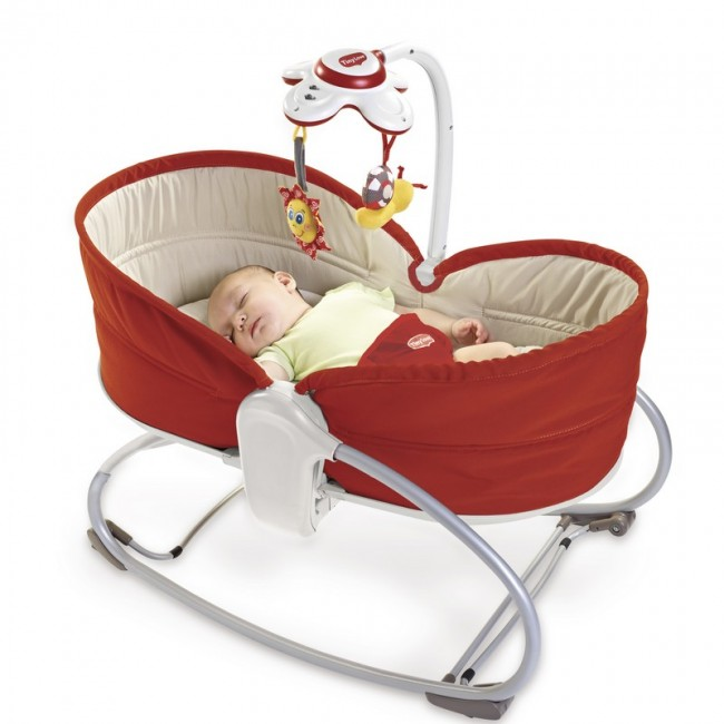 Sezlong 3 in 1 Rocker Napper Tiny Love