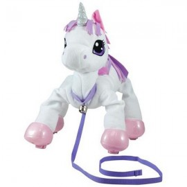 Peppy Pets Unicorn Interactiv TPF Toys