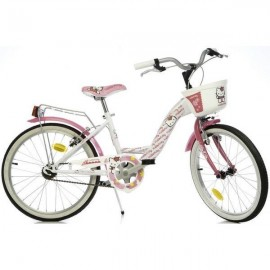 Bicicleta 20 Hello Kitty Dino Bikes