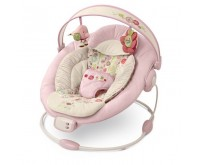 BALANSOAR CU VIBRATII CONFORT AND HARMONY CRADLING BOUNCER BRIGHT STARTS