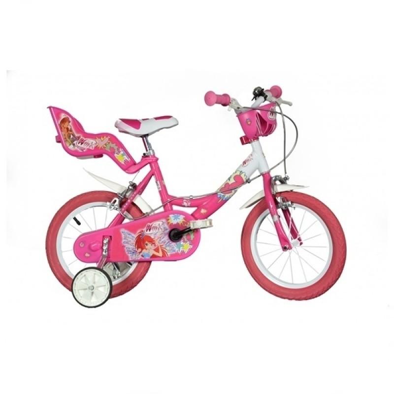 Dino Bikes Bicicleta 144 R Winx