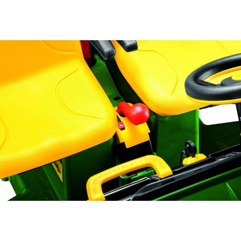 Tractor John Deere Gator HPX 6x4 Peg Perego