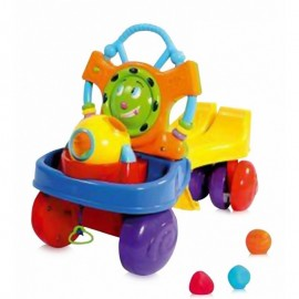 Masinuta Baby Walker Happy Bertoni