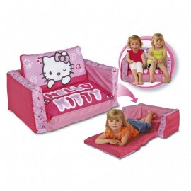 Canapea extensibila Hello Kitty Worlds Apart