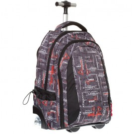 Rucsac Trolley Crazy Urban Belmil