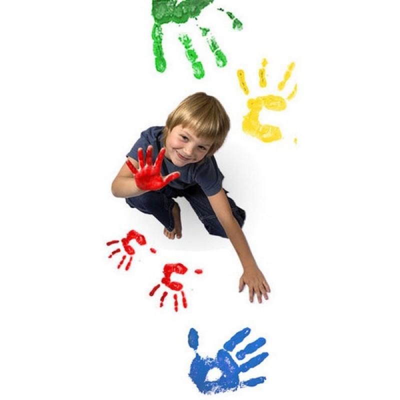 Vopsea pentru pictura cu degetele Mini Feuchtmann