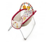 Sleeper Playful Pinwheels Playtime to Bedtime Rocking Bright Starts