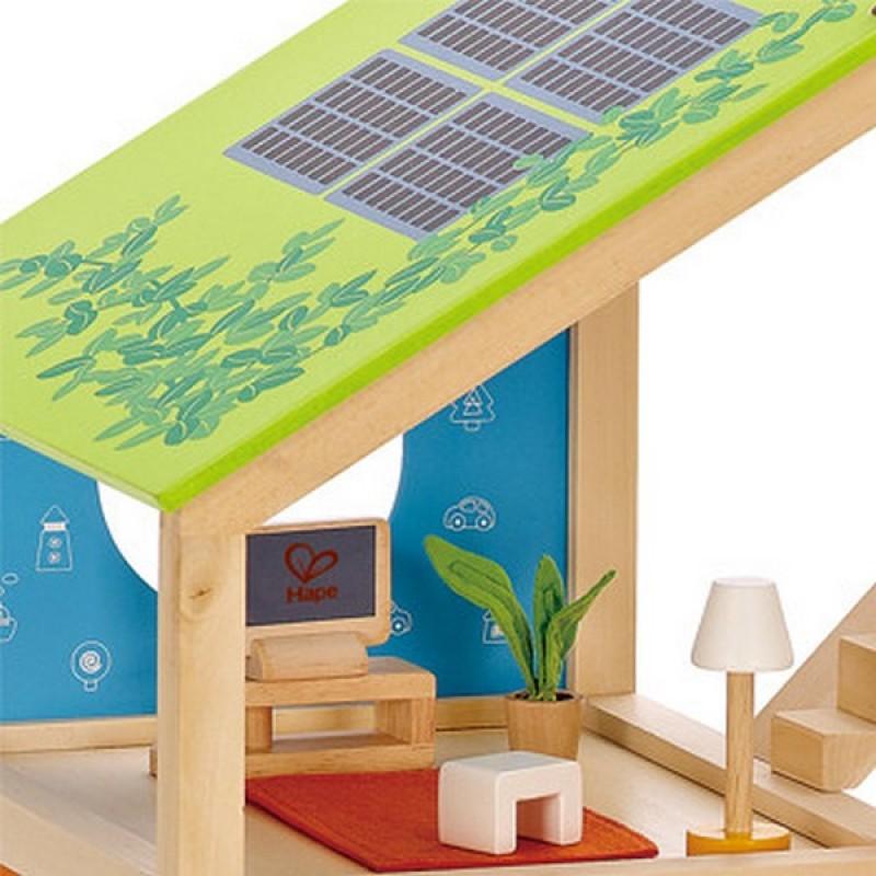 Casa mobilata cu anotimpuri Hape