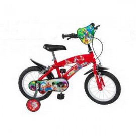 BICICLETA 14 MICKEY MOUSE CLUB HOUSE BAIETI TOIMSA