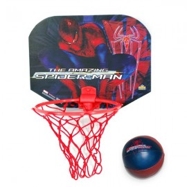 Cos basket Spiderman Saica