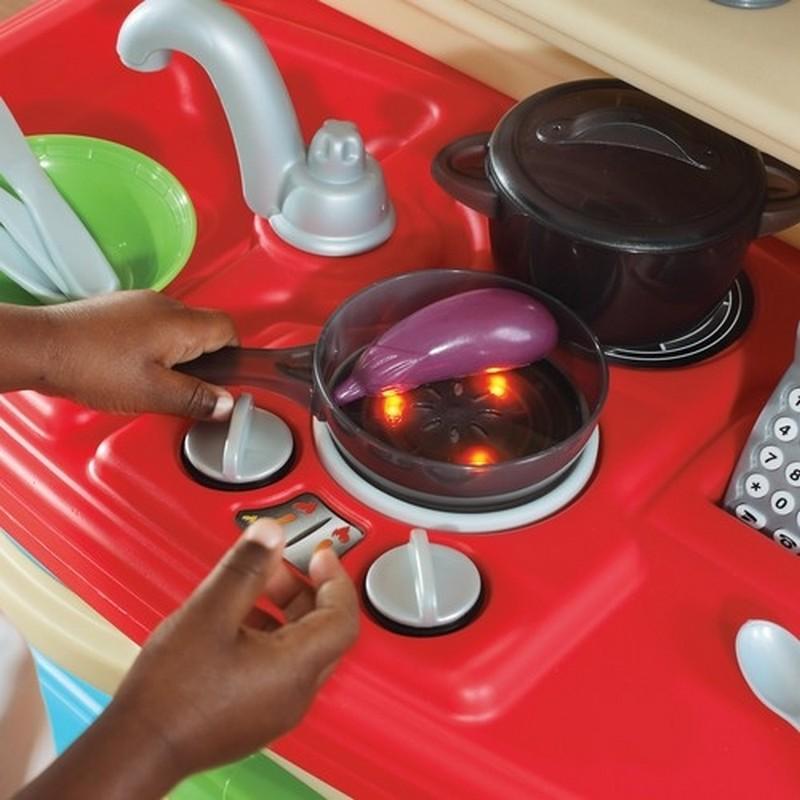 Bucatarie pentru copii lifestyle custom STEP2
