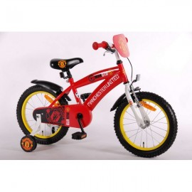 BICICLETA MANCHESTER UNITED 16 CYCLES