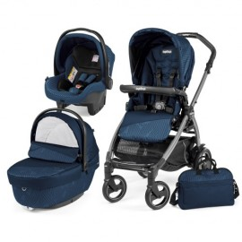 Carucior 3 In 1 Book Plus 51 S Black Sportivo Geo Peg Perego