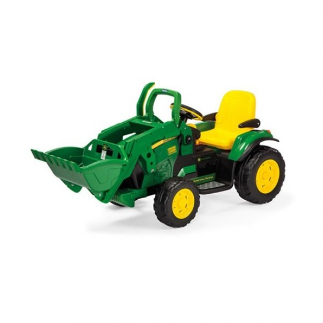 Tractor JD Ground Loader Peg Perego