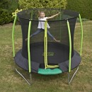 TRAMBULINA 8FT CHALLENGER SURROUND SAFE TP TOYS