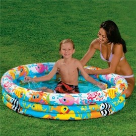 Piscina FishBowl Intex
