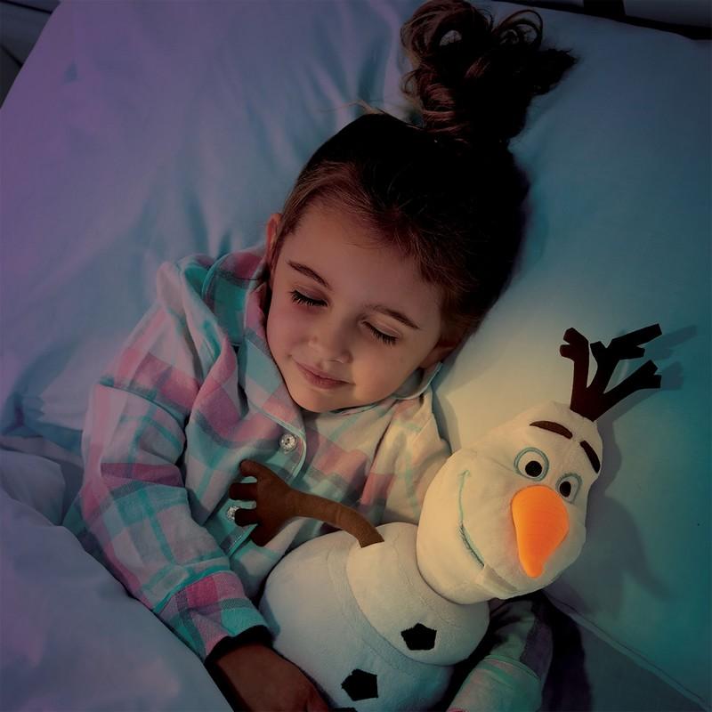 Amic Frozen Olaf Worlds Apart