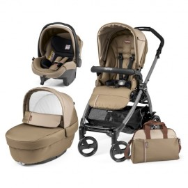 Carucior 3 in 1 Book Plus 51 Black Class Peg Perego