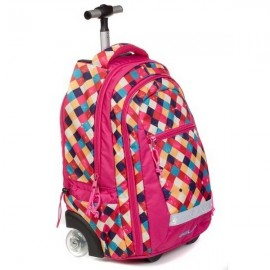 Rucsac Trolley Color Mix Belmil