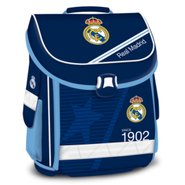 Ghiozdan compact Real Madrid