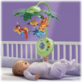 CARUSEL FISHER PRICE RAINFOREST PEEK A BOO LEAVES